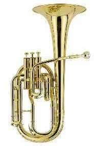 Besson International Series Eb Tenor Horn