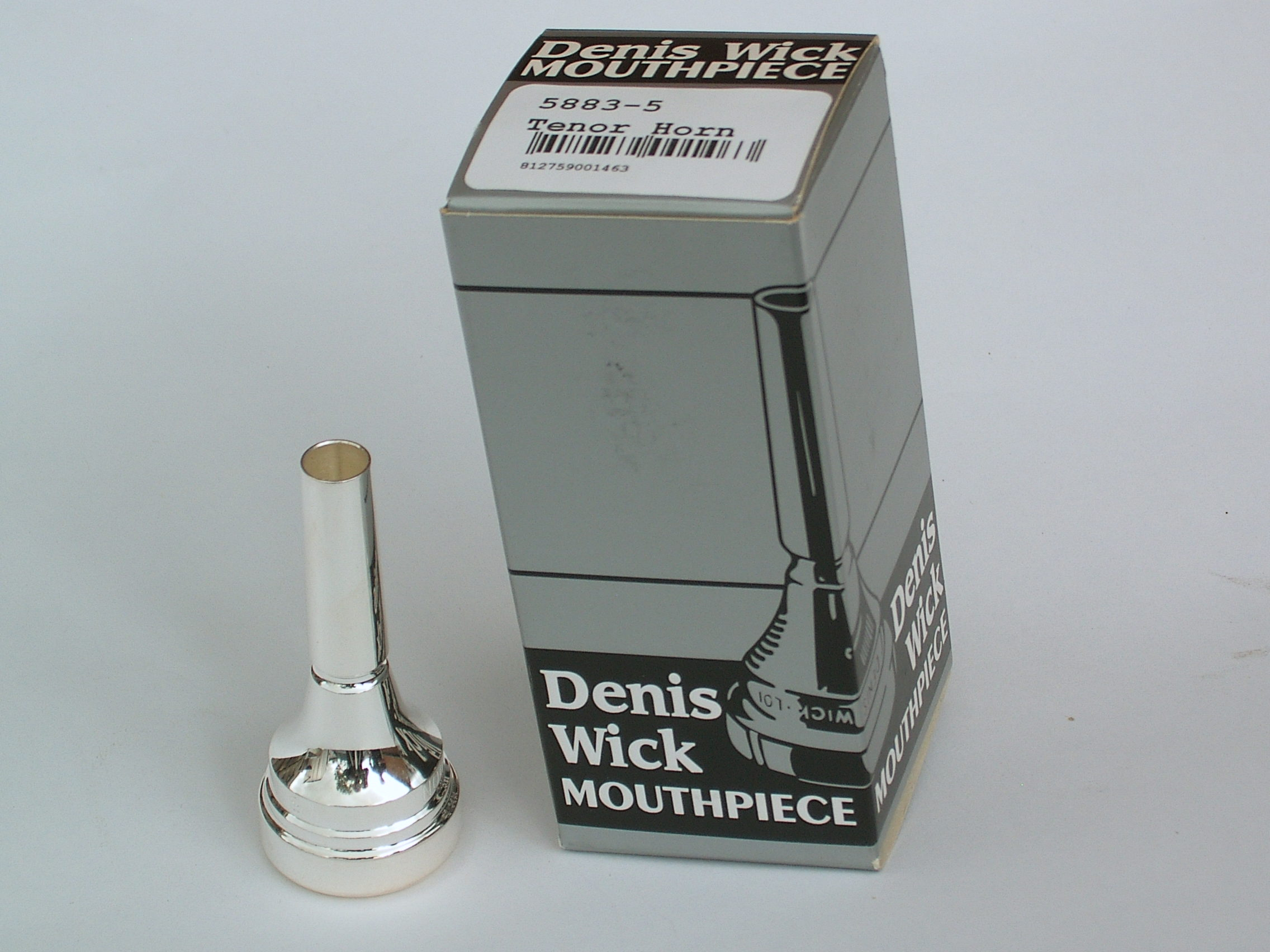 Mouthpieces - Dennis Wick - Tenor Horn