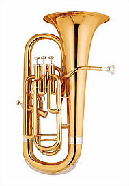 Jupiter Euphonium 4V 'British Style' Model 570L