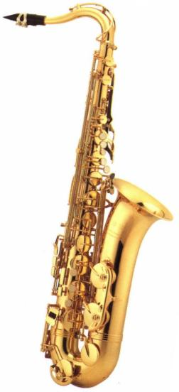 Jupiter Tenor Saxophone Model 789GL