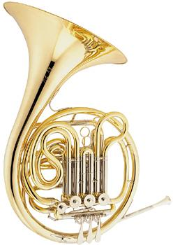 Norton French Horn Full Double Model BNFH8